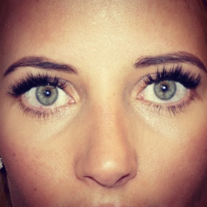 MsMMango Eyelashes by Amanda Peterson